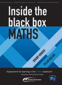 Inside the Black Box: Maths