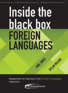 Inside the Black Box: Foreign Languages