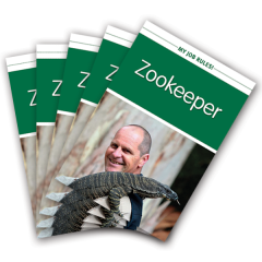 My Job Rules! Zookeeper (Set of 5)