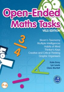 Open-Ended Maths Tasks (VELS Edition)