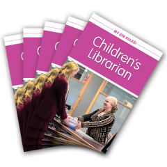 My Job Rules! Children's Librarian (Set of 5)