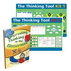 Poster: Improving Thinking: Complete set of Book & 2 Summary Posters