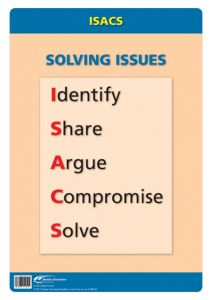 Poster: The Thinking School Tool: ISACS