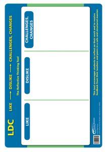 Poster: The Thinking School Tool: LDC