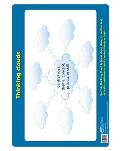 Poster: The Thinking School Tool: Thinking Clouds
