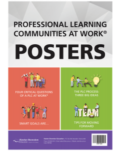 Professional Learning Communities at Work Posters
