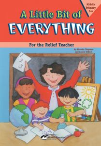 A Little Bit of Everything Book (For the Relief Teacher) - Middle Primary 3-4