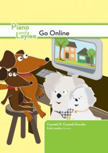 Piano and Laylee Go Online