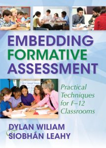 Embedding Formative Assessment: Practical Techniques for F-12 Classrooms