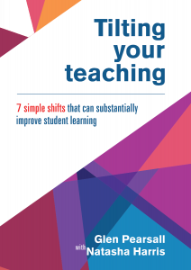 Tilting Your Teaching: Seven Simple Shifts That Can Substantially Improve Student Learning