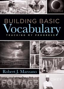 Building Basic Vocabulary: Tracking My Progress