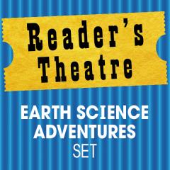 Reader's Theatre: Earth Science Adventures Set