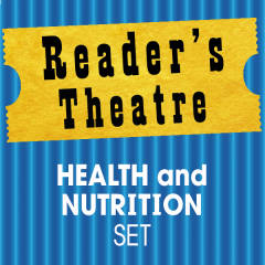 Reader's Theatre: Health and Nutrition Set
