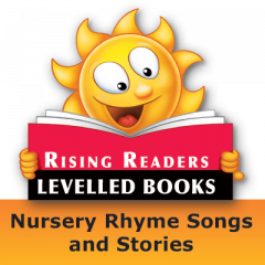 Rising Readers: Nursery Rhymes