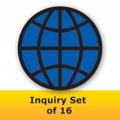 Sight Word Readers: Inquiry Readers (Set of 16 - Books Only)