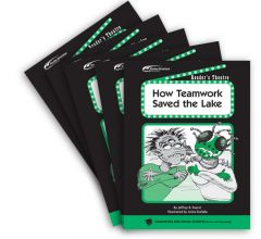 Reader's Theatre: How Teamwork Saved the Lake (Set of 5)