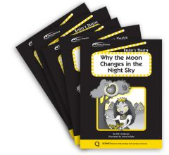 Reader's Theatre: Why the Moon Changes in the Night Sky (Set of 5)