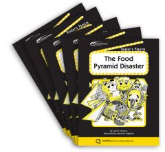 Reader's Theatre: The Food Pyramid Disaster (Set of 5)