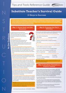 Substitute Teacher's Survival Guide