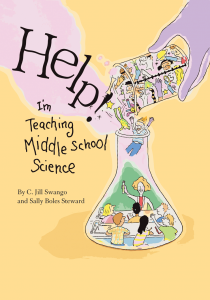 Help! I'm Teaching Middle School Science