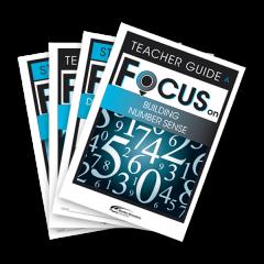 Focus on Maths: Maths Class Set A: 30 Student, 6 Teacher + Software