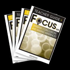 Focus: Reading Class Pack Book B: 30 Student + 6 Teacher Guides