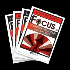 Focus on Maths: Maths Class Set C: 30 Student, 6 Teacher + Software