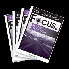 Focus: Reading Class Pack Book D: 30 Student + 6 Teacher Guides