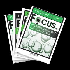 Focus: Reading Class Pack Book E: 30 Student + 6 Teacher Guides