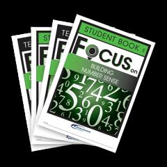 Focus on Maths: Maths Class Set E: 30 Student, 6 Teacher + Software