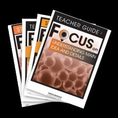 Focus: Reading Class Pack Book F: 30 Student + 6 Teacher Guides