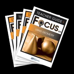Focus on Maths: Maths Class Set F: 30 Student, 6 Teacher + Software