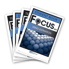 Focus on Maths: Maths Class Set G: 30 Student, 6 Teacher + Software