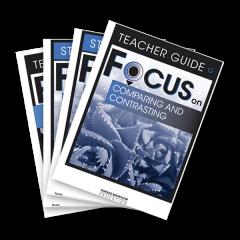 Focus: Reading Class Pack Book G: 30 Student + 6 Teacher Guides