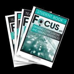 Focus: Reading Class Pack Book H: 30 Student + 6 Teacher Guides