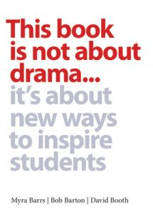 This book is not about drama… it's about new ways to inspire students