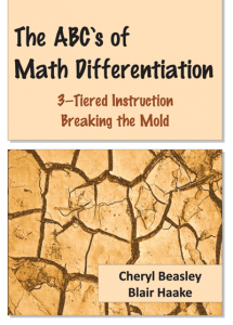 The ABC's of Math Differentiation: 3-Tiered Instruction Breaking the Mold