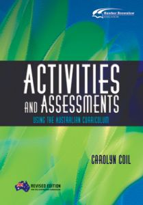 Activities and Assessments Using the Australian Curriculum