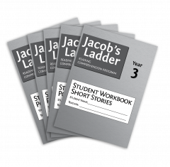 Jacob's Ladder Student Workbook: Year 3, Short Stories, 2nd Edition (Set of 5)