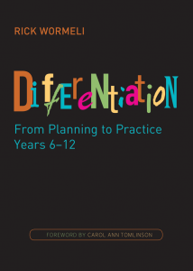 Differentiation: From Planning to Practice, Years 6-12
