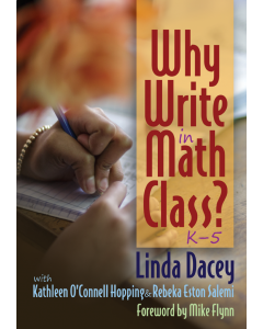 Why Write in Math Class? K-5