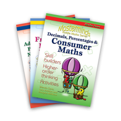 Masterminds Riddle Maths Series