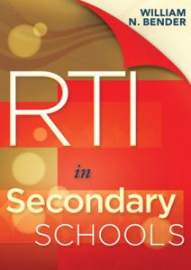 RTI in Secondary Schools
