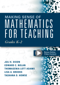 Making Sense of Mathematics for Teaching Grades K-2
