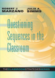 Questioning Sequences in the Classroom: The Classroom Strategies Series