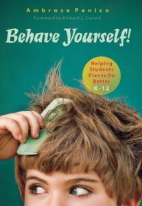 Behave Yourself! Helping Students Plan to Do Better