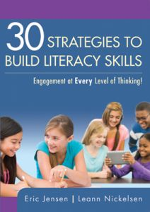 30 Strategies to Build Literacy Skills: Engagement at Every Level of Thinking!