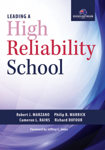 Leading a High Reliability School, Revised Edition
