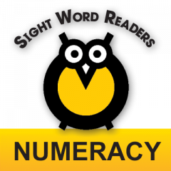 Sight Word Readers: Numeracy Series