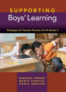 Supporting Boys' Learning